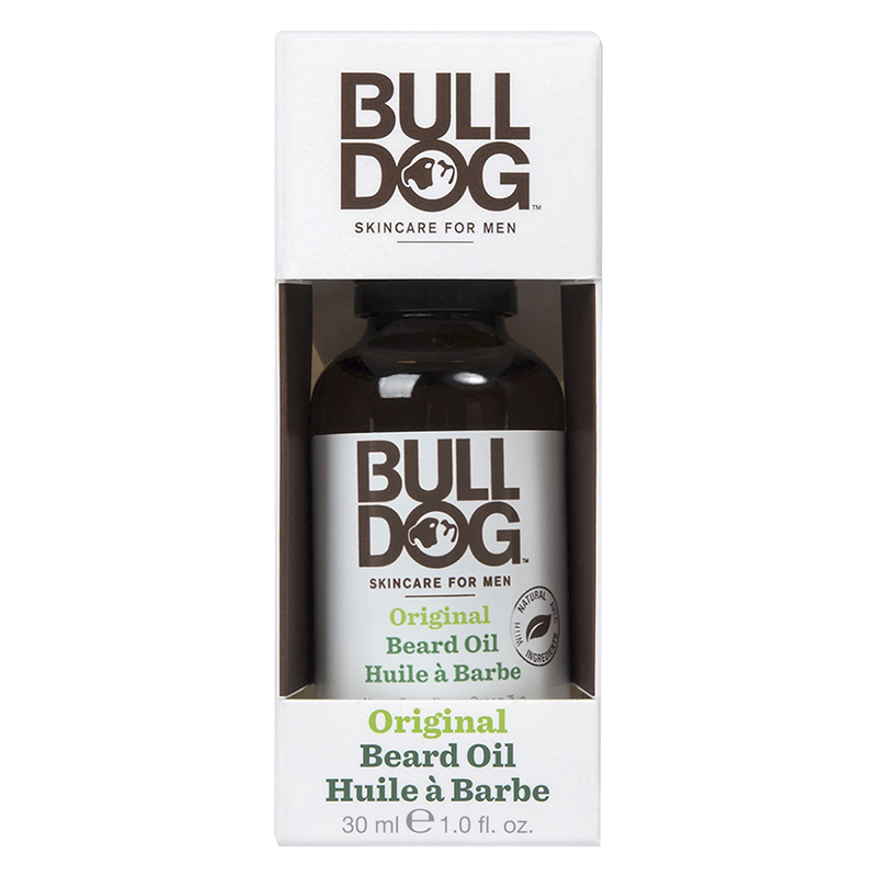 Bulldog Skincare for Men Original Beard Oil - 30ml