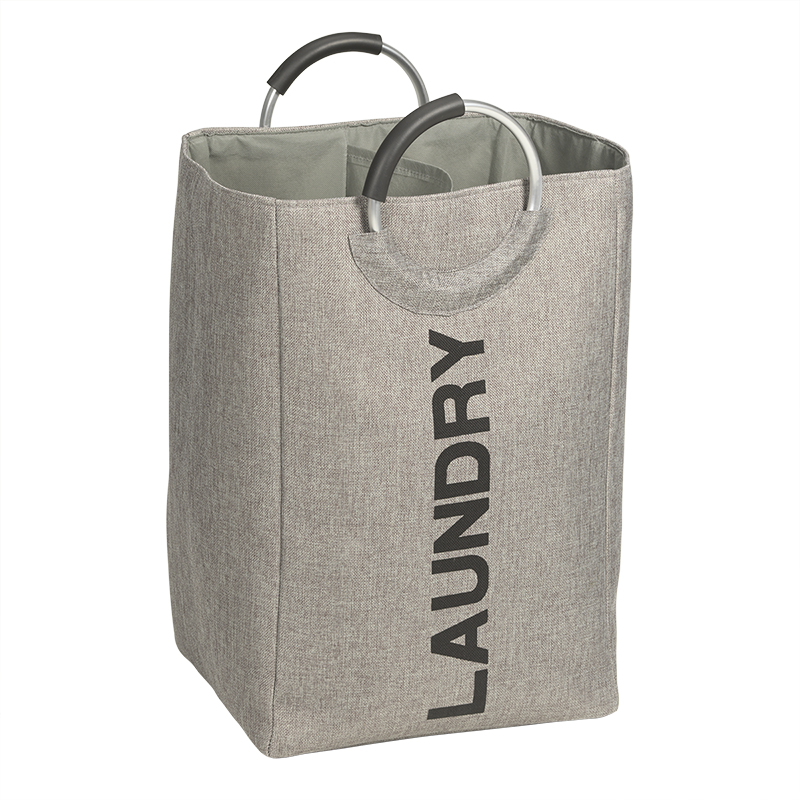 London Drugs Polyester Laundry Bag with Divider
