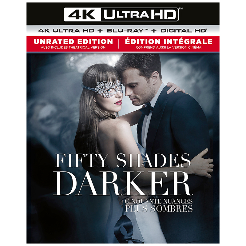 Fifty Shades Darker - 4K UHD Blu-ray