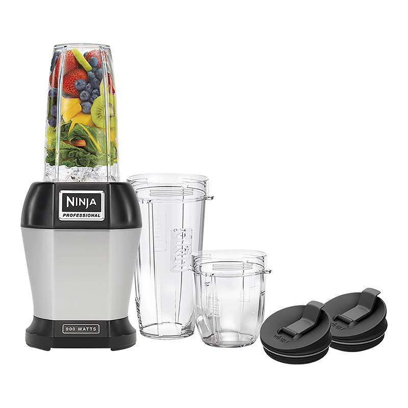 Nutri Ninja Pro Blender - Grey/Black - BL451C