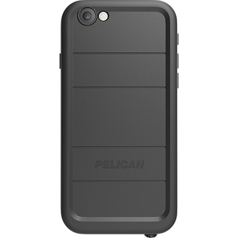 Pelican Marine Case for iPhone 6/6S - Black - PNIP6MARBK