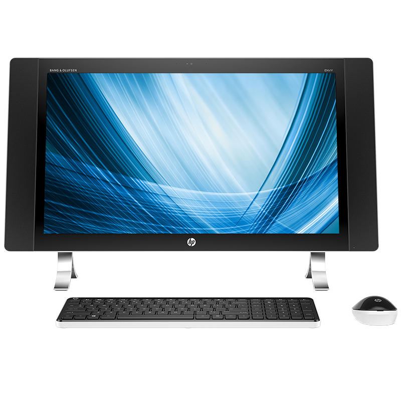 HP Envy 27-p041 All-in-One Desktop Computer - NOB16AA#ABA - DEMO UNIT OPEN BOX