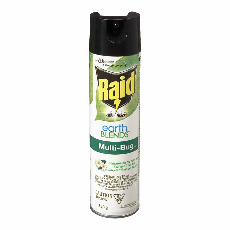 Raid Earthblends Multi-Bug Killer - 350g