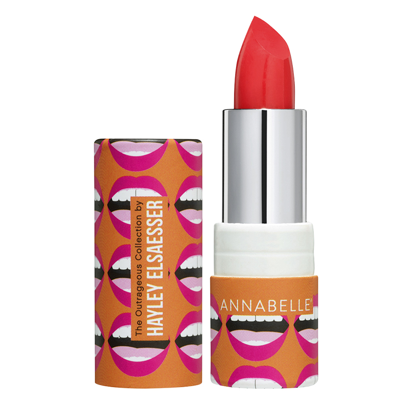 Annabelle The Outrageous Collection by Hayley Elsaesser Lipstick - Mouthy Kiss