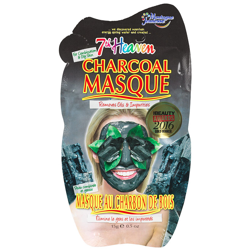 Montagne Jeunesse 7th Heaven Charcoal Mask - 15g