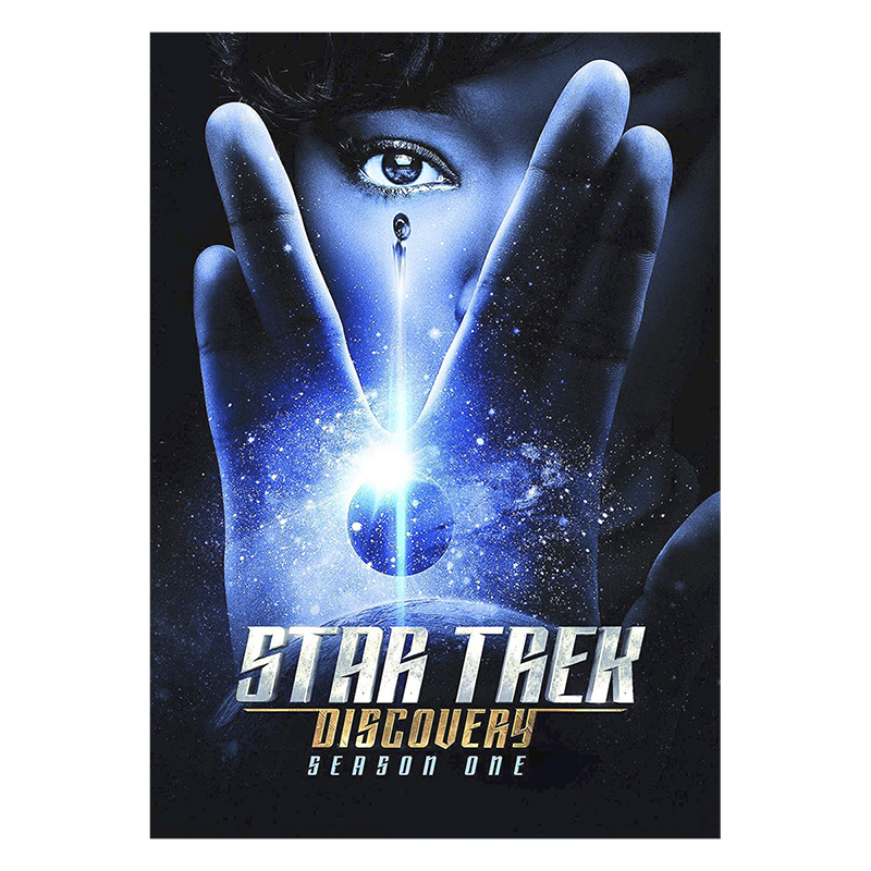 Star Trek: Discovery - Season One - DVD