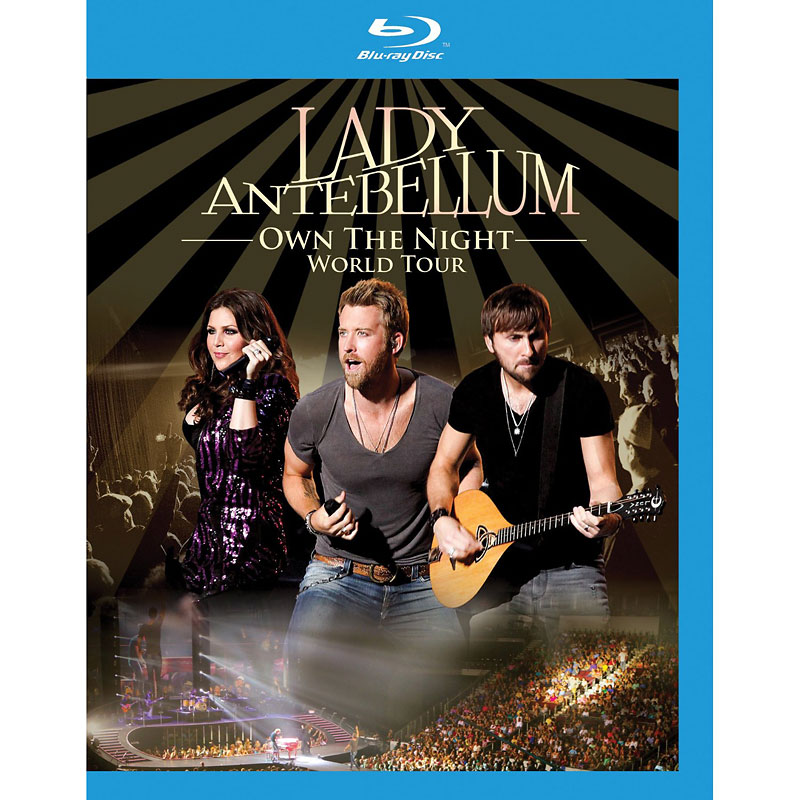Lady Antebellum - Own the Night World Tour - Blu-ray