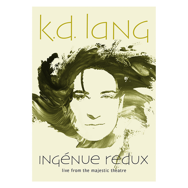 K.D. Lang - Ingenue Redux: Live from The Majestic Theatre - Blu-ray