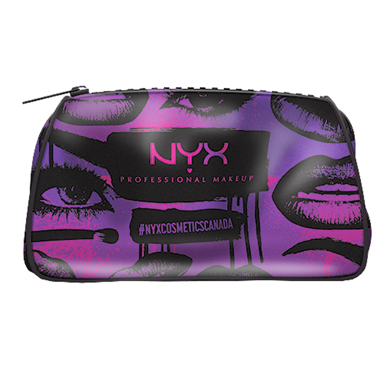 NYX Professional Makeup Cosmetic Pouch