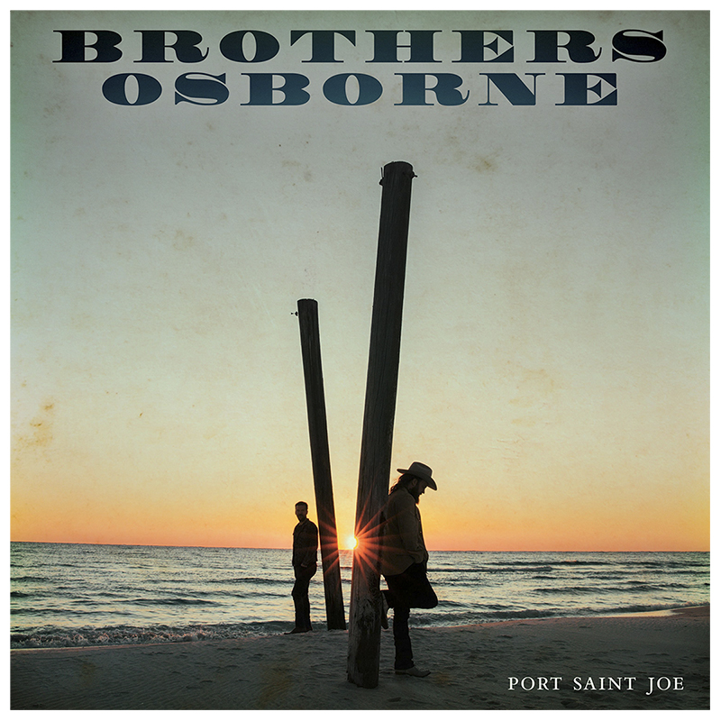 Brothers Osborne - Port Saint Joe - CD
