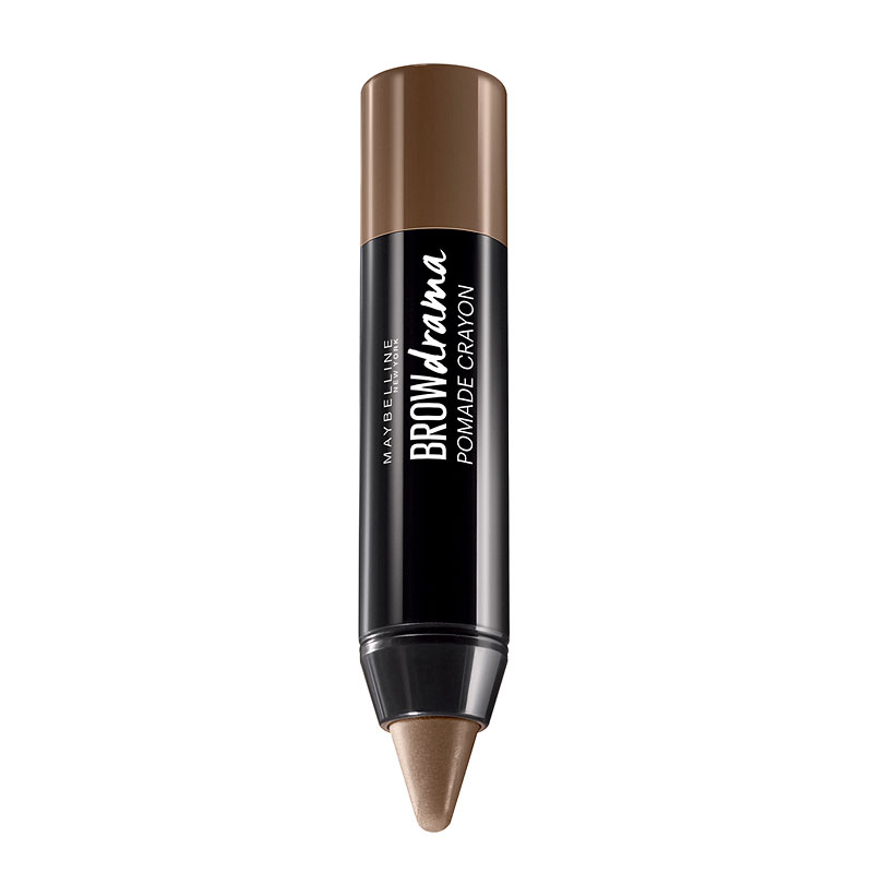 Maybelline EyeStudio Brow Pomade Crayon - Deep Brown