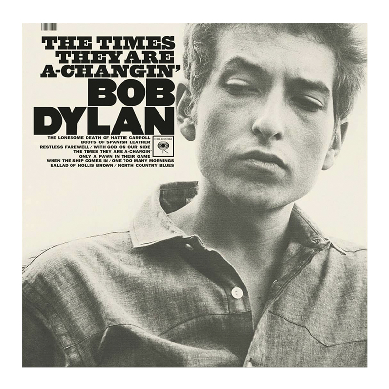 Bob Dylan - The Times They Are A Changin' - Vinyl