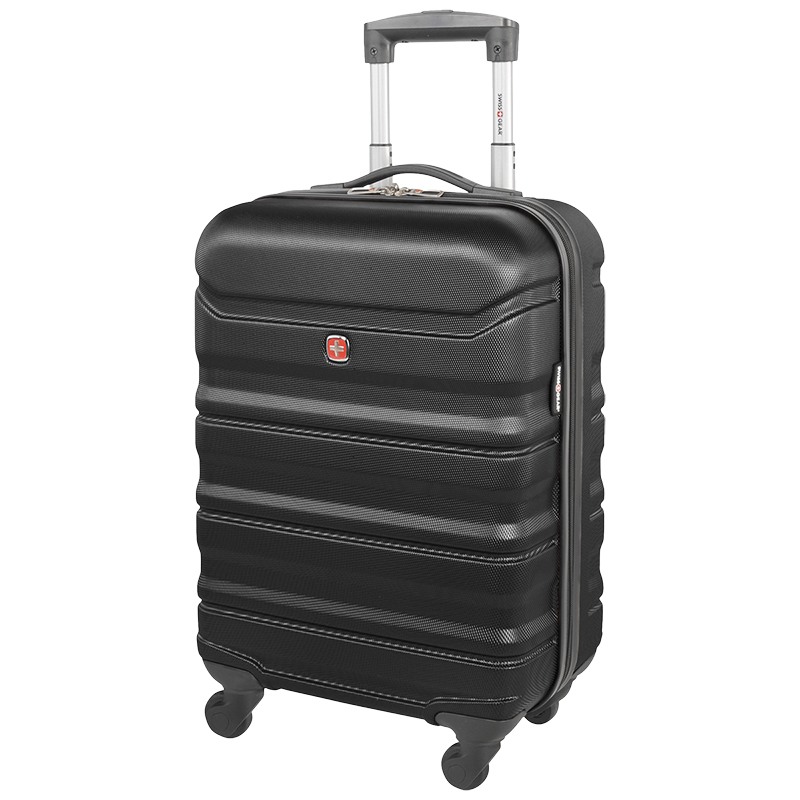 "Swissgear Chic Lite Carry-on Luggage - 19"" - Black"