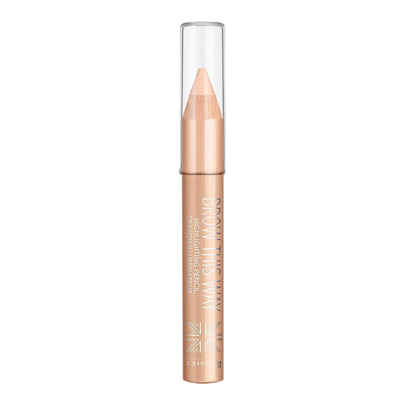 Rimmel Brow This Way Highlighting Pencil - Gold Shimmer