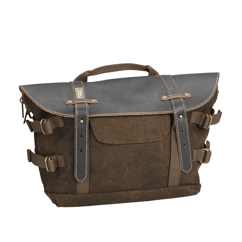 National Geographic Africa Midi Satchel Bag - NGA2140