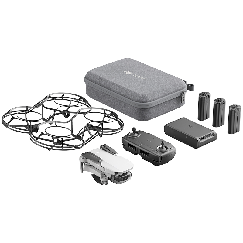 DJI Mavic Mini Fly More Combo - White - CP.MA.00000123.01