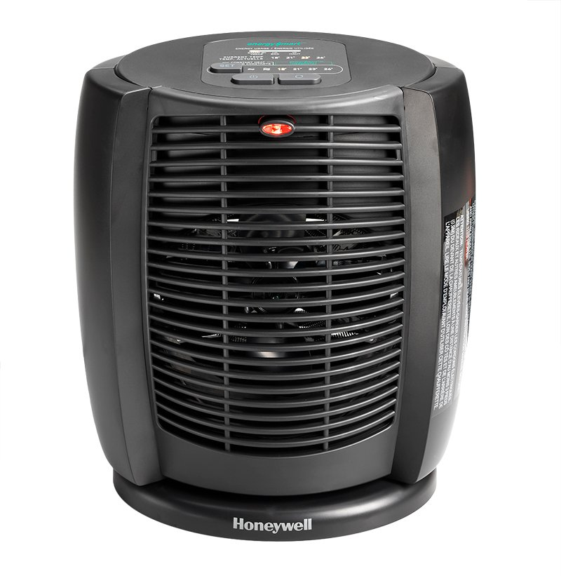 Honeywell Cool Touch Heater - Black - HZ-7300C