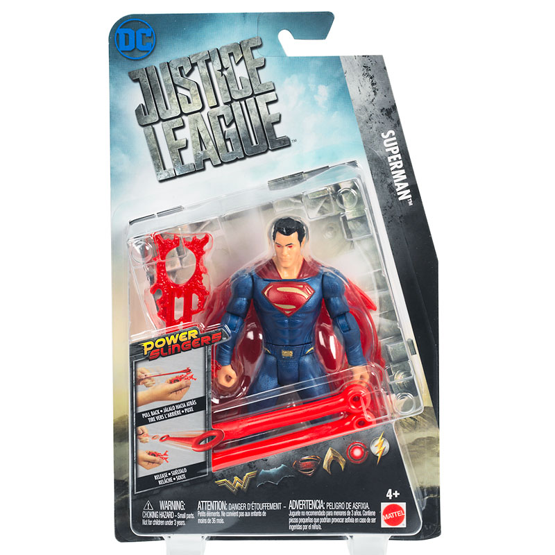 Justice League 6in Figures - Assorted