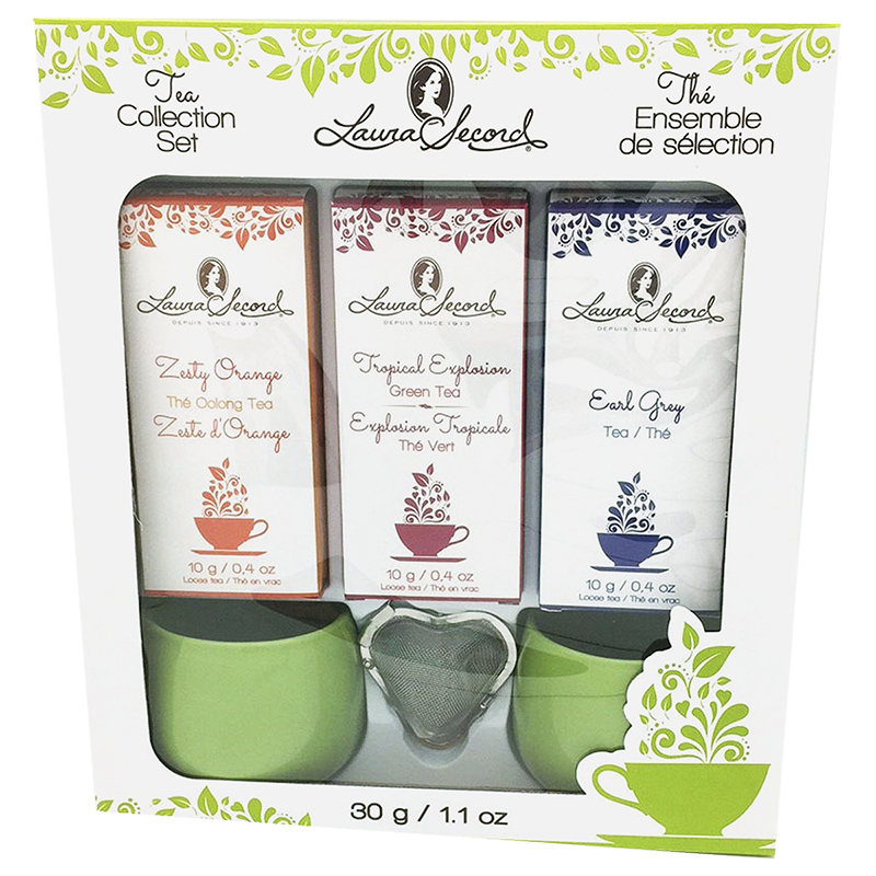Laura Secord Tea Mug Collection Gift Set