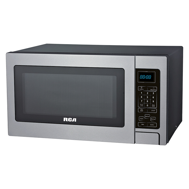 RCA 0.7 cu.ft. Microwave - Stainless Steel - RMW727SS