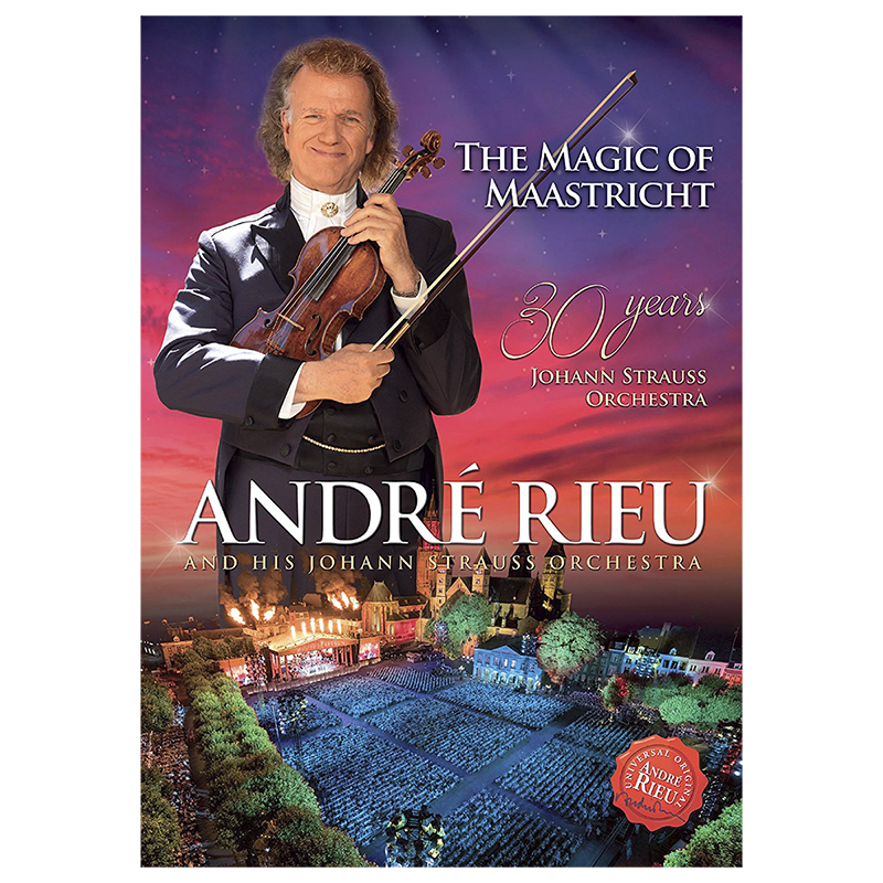 Andre Rieu: The Magic Of Maastricht - Blu-ray
