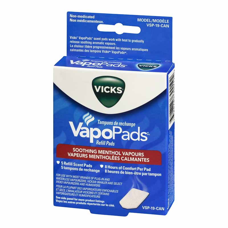 Vicks VapoPads - VSP-19-CAN