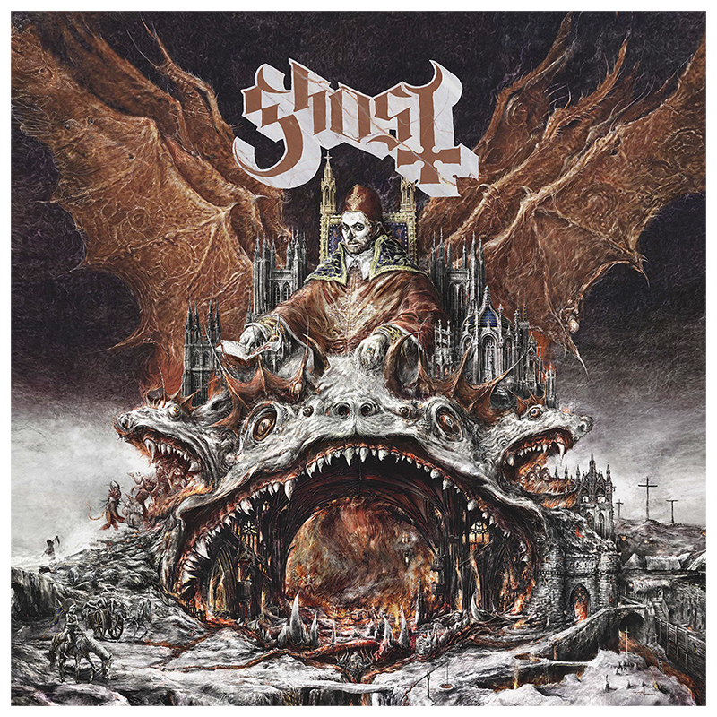 Ghost - Prequelle - CD