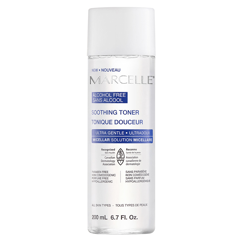 Marcelle Alcohol-Free Soothing Toner - 200ml