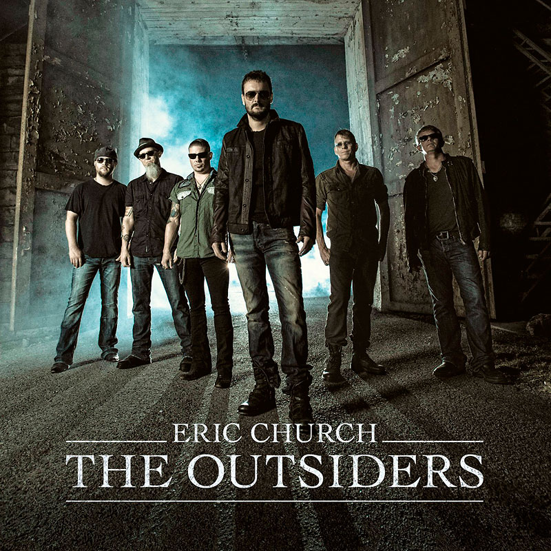 Eric Church - The Outsiders - CD
