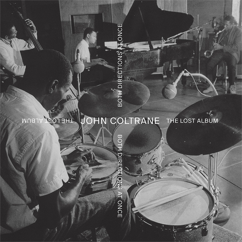 John Coltrane - Both Directions At Once: The Lost Album - CD