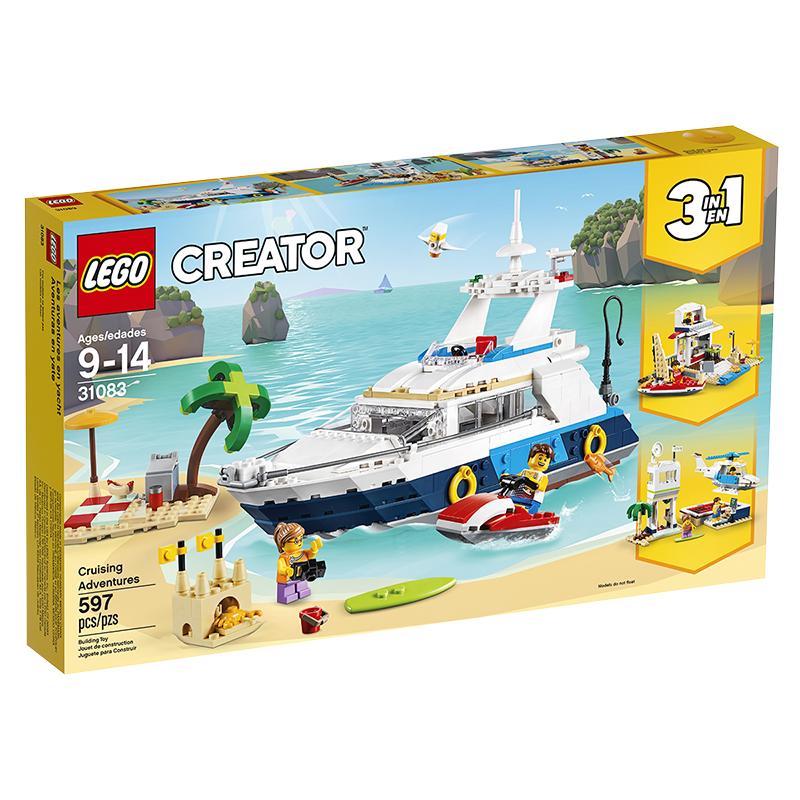 87ffba21511 LEGO® Creator 3-in-1 - Cruising Adventures | London Drugs