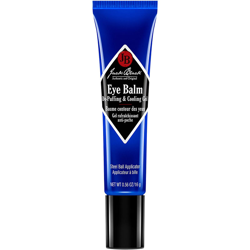 Jack Black Eye Balm De-Puffing & Cooling Gel - 16g