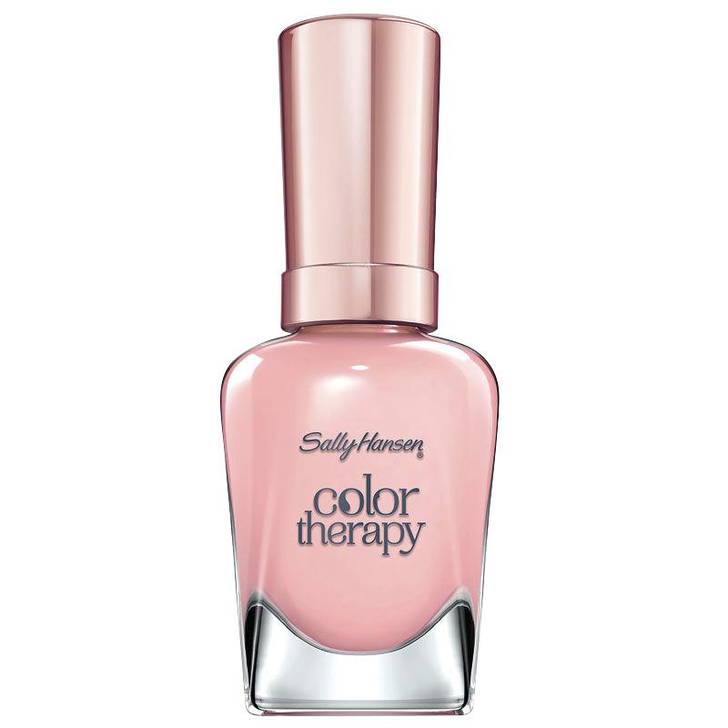 Sally Hansen Color Therapy Nail Polish Rosy Quartz