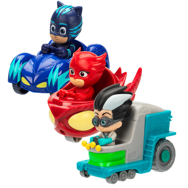 PJ Masks Mini Vehicle - Assorted