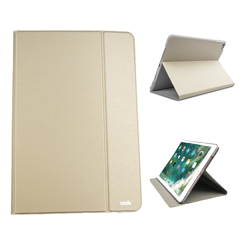 Logiix Slim Folio iPad Case - 9.7 Inch Universal - Blush Gold