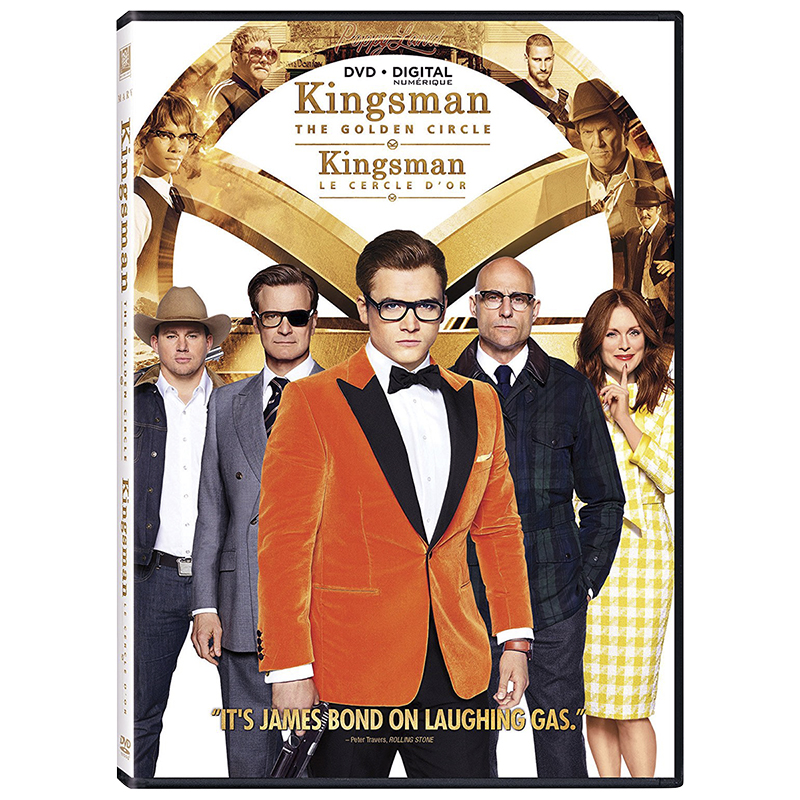 Kingsman The Golden Circle - DVD