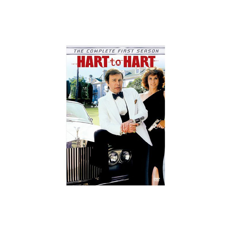 Hart To Hart: The Complete First Season - DVD