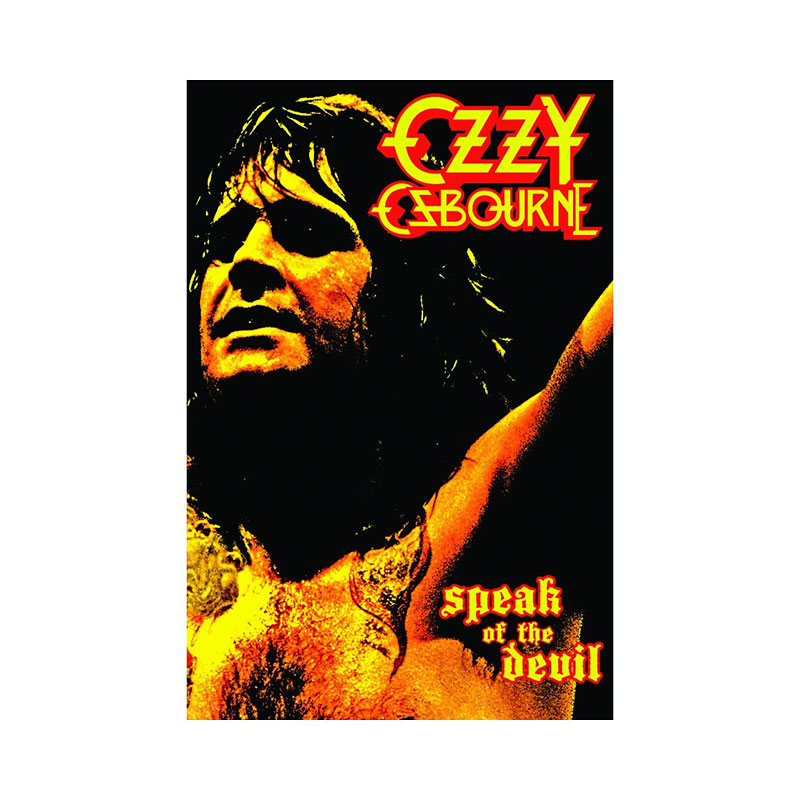 Ozzy Osbourne: Speak Of The Devil - DVD