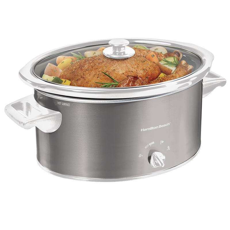 Hamilton Beach 8qt. Slow Cooker - 33193C