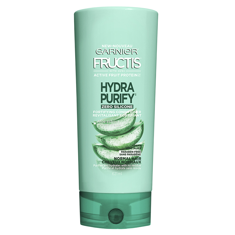 Garnier Fructis Hydra Purify Fortifying Conditioner - 621ml