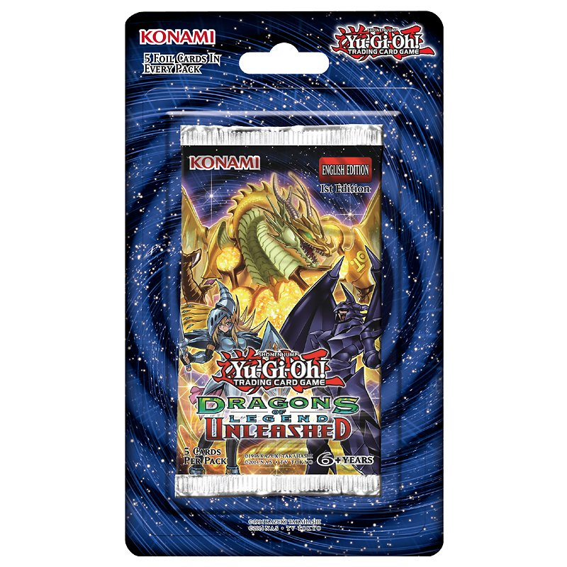 Yu-Gi-Oh - Dragons of Legend Unleashed