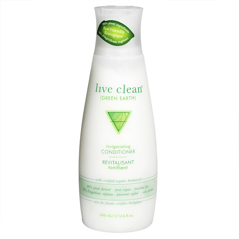 Live Clean Green Earth Invigorating Conditioner - 350ml