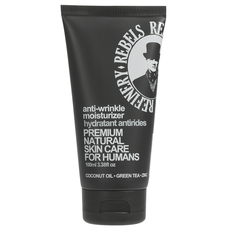 Rebel's Refinery Anti-Wrinkle Moisturizer - 100ml