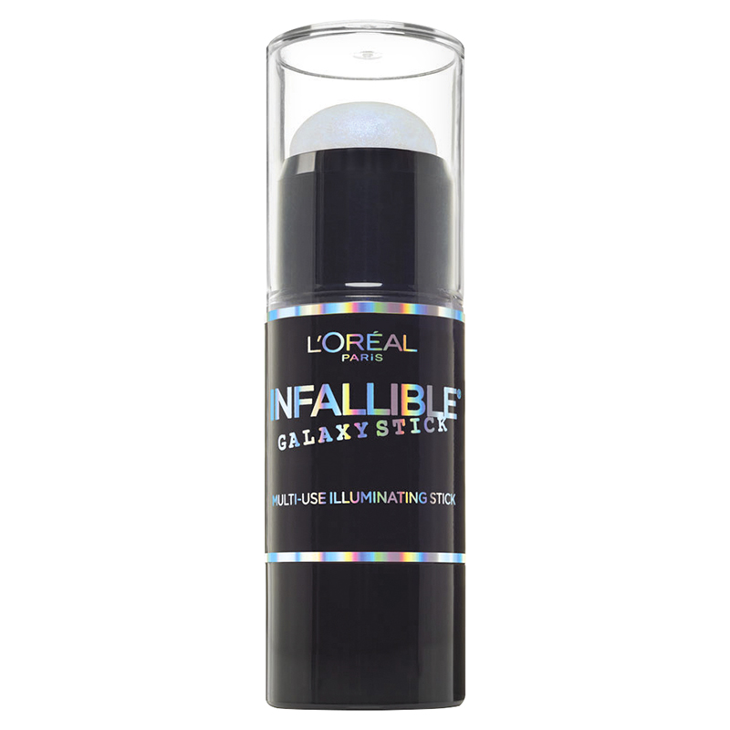 L'Oreal Infallible Galaxy Highlighter Stick - Astro Blue