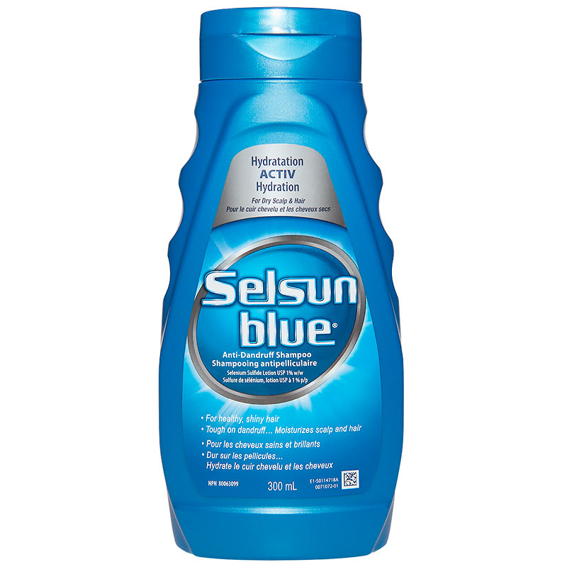 Selsun Blue Activ Hydration Anti-Dandruff Shampoo - 300ml