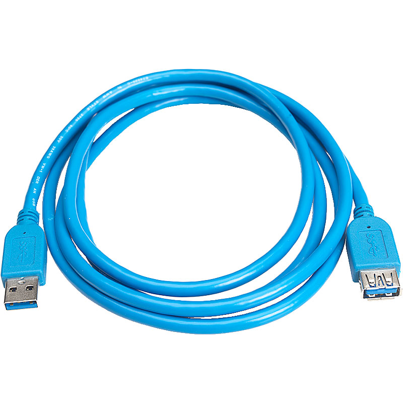 Certified Data USB 3.0 AM-AF Cable - 6ft - GUSB3-AAF-6FT