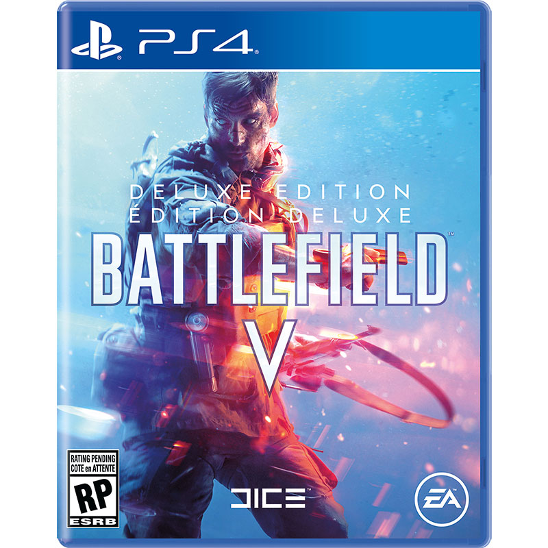 PRE ORDER: PS4 Battlefield V Deluxe Edition
