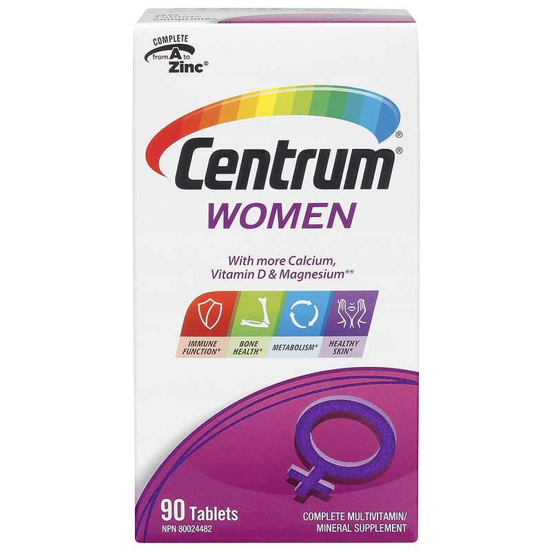 Centrum for Women - 90's