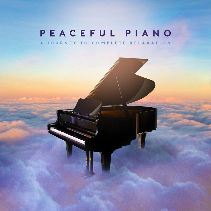 Various Artists - Peaceful Piano - 3 CD