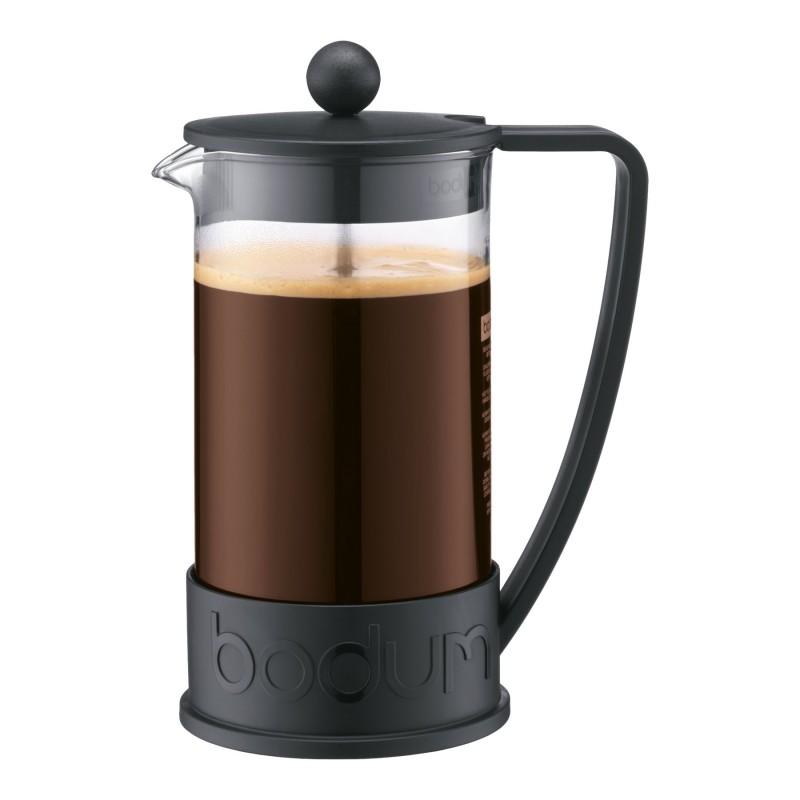 Bodum Brazil Coffee Press Black 8 Cup